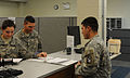 13th FMC soldiers maintain their skill sets, support customers at the DMPO 120228-A-GW702-002.jpg