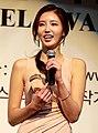 151216 2015 한국레이싱모델어워즈 최우수 신인모델상 김보라 직캠.jpg