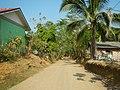 153Bangkal Abucay Palili Samal, Bataan Roads 02.jpg
