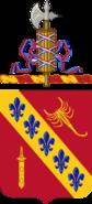 168 Regiment coa