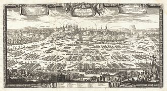 Siege of Kraków - Siege of Kraków, October 8, 1655