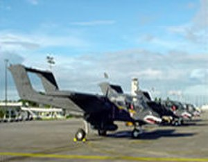 16th Attack Squadron, Philippine Air Force - 16th AS - OV-10A Bronco