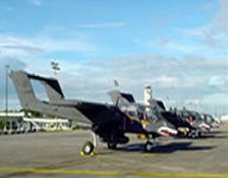 16th Attack Squadron, Philippine Air Force - 16th AS - OV-10A Bronco