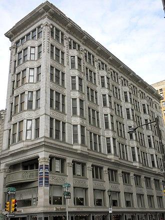 Estey Organ - Estey Hall <br/>in Philadelphia