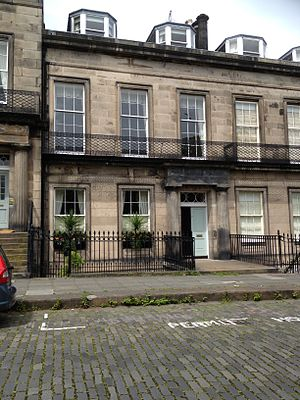 Ronnie Selby Wright - 17 Regent Terrace, Edinburgh