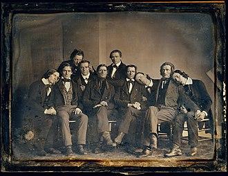 Hutchinson Family Singers - Hutchinson Family, 1845