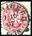 1867 Preussen 1Sgr Schwiebus Świebodzin Mi16.jpg