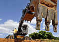 18th CES replaces water pipe, restores ground 140311-F-QQ371-050.jpg