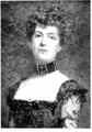 1900 - Elisabeth (Bessie) Richards soţia lui Take Ionescu la vârsta de 40 de ani.PNG