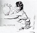 1902-08-02, Blanco y Negro, El botijo, Andrade 587.jpg