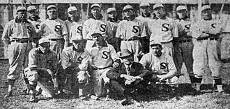 Spokane Indians - The 1909 Spokane Indians