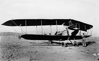 Luft-Fahrzeug-Gesellschaft - An LFG Roland Pfeilflieger observation biplane