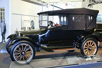 Dodge - 1915 Dodge Brothers Model 30-35 touring car