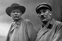 «Евреи» и «совки» 220px-1935_genrich_jagoda_maxim_gorki
