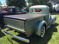 1938 Willys Americar pickup truck at 2015 Macungie show 2of2.jpg