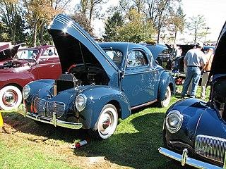 Willys Americar Motor vehicle