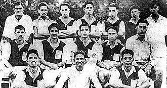 Mohammedan S.C. (Kolkata) - 1940 league winning team