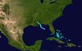 1947 Atlantic tropical storm 5 track.png