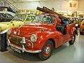 1953 Morris Minor Fire Engine Heritage Motor Centre, Gaydon.jpg