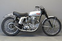 DBD34GS Gold Star Scrambler uit 1957