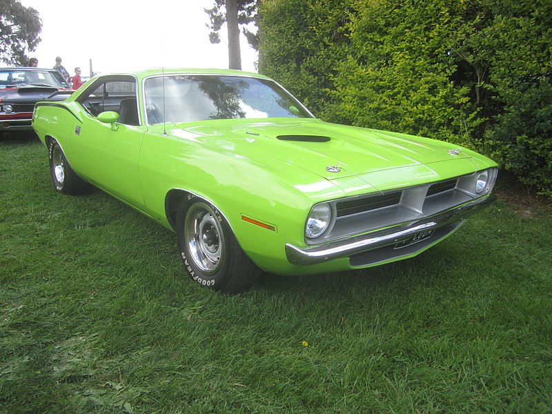 File:1970 Plymouth Barracuda Coupe.jpg