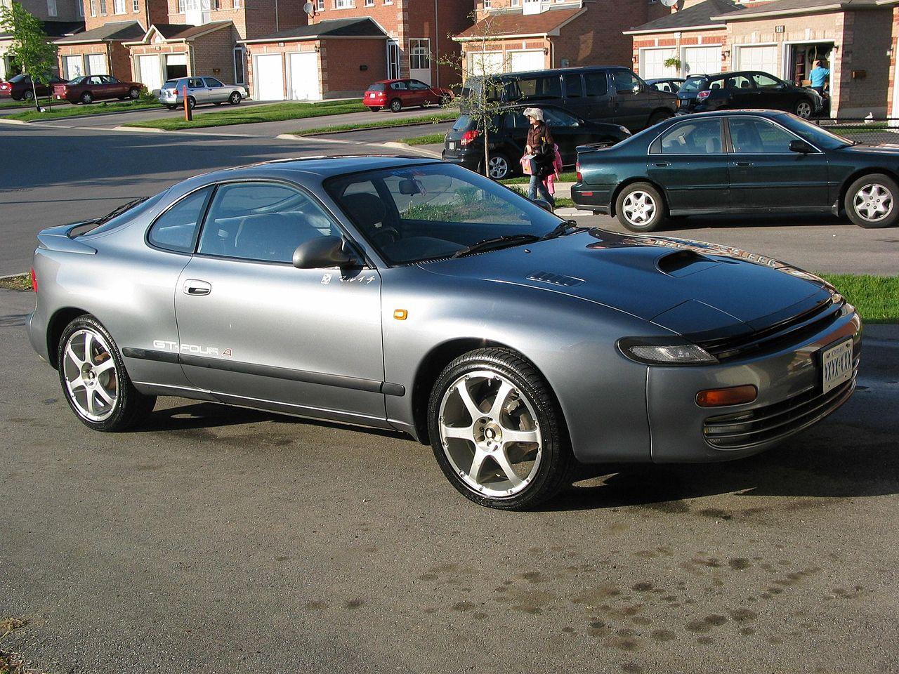 1991 toyota celica gt 2dr hatchback 2 2l manual rh carspecs us
