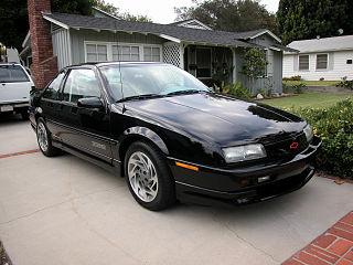 Chevrolet Beretta Motor vehicle