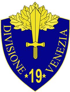 19th Infantry Division Venezia