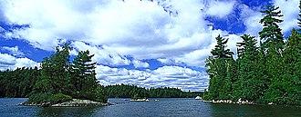 Lake Temagami - Lake Temagami