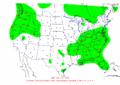 2002-12-11 24-hr Precipitation Map NOAA.png