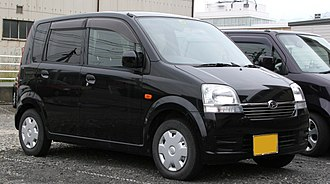 Daihatsu Move - Daihatsu Move (L150/L160)