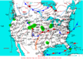 2003-04-30 Surface Weather Map NOAA.png