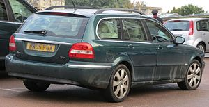 Jaguar X-Type - Estate (pre-facelift)