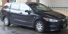 Honda Stream Wikipedia