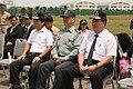 20070503 考察澎湖地區國軍戰備整備情況 --- 委員由吳副參謀總長陪同現場聽取簡報.jpg
