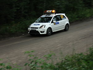 2007 Rally Finland shakedown 03.JPG