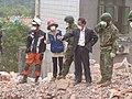 2008년 중앙119구조단 중국 쓰촨성 대지진 국제 출동(四川省 大地震, 사천성 대지진) DSC09704.JPG