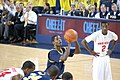 20090117 Manny Harris at the line.jpg