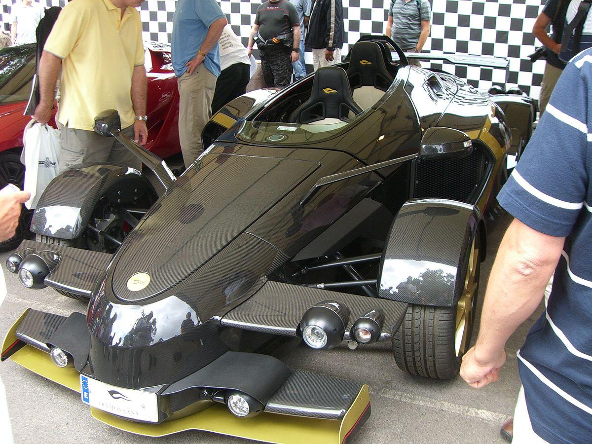 Tramontana (sports Car)