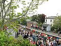 2009 at Saltash station - 4 May celebrations.jpg