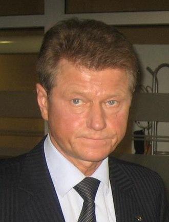 2012 Lithuanian parliamentary election - Image: 2009 m. Respublikos Prezidento rinkimai Paksas (cropped)