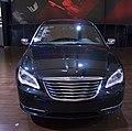 2011 Chrysler 200 Limited front.jpg