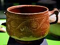 201209071717a Berlin Pergamon Museum Trinkgefäß pergamenisch Westabhangware 1. Jahrhundert v.u.Z.jpg