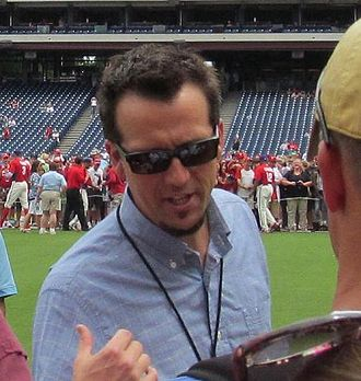Scott Franzke - Scott Franzke in Philadelphia July 21, 2012