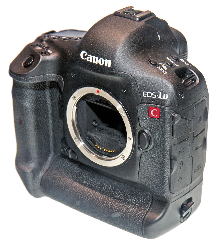 Canon EOS-1D C - Wikidata
