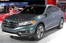 honda crosstour wikipedia rh en wikipedia org 2014 honda crosstour manual 2013 Honda Crosstour Open Trunk