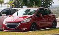 2013 Peugeot 208 5-door in Cyberjaya, Malaysia (01).jpg