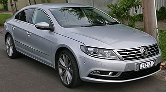 Volkswagen CC - 2011 version