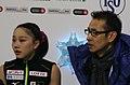 2014 ISU Junior Grand Prix Final Wakaba Higuchi Koji Okajima IMG 1563.JPG
