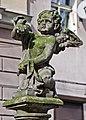 2014 Kłodzko, posąg św. Jana Nepomucena, 09.jpg